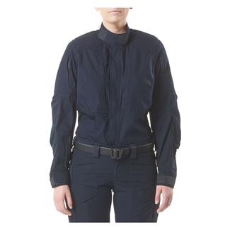 5.11 XPRT Tactical Long Sleeve Shirt Dark Navy