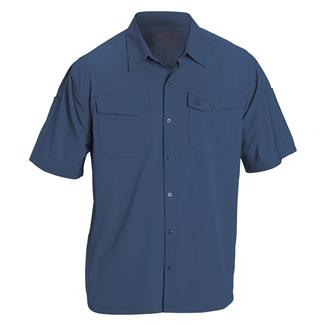 5.11 Freedom Flex Short Sleeve Woven Shirts Regatta