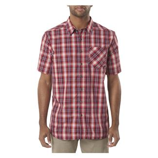 5.11 Breaker Short Sleeve Shirt Matador