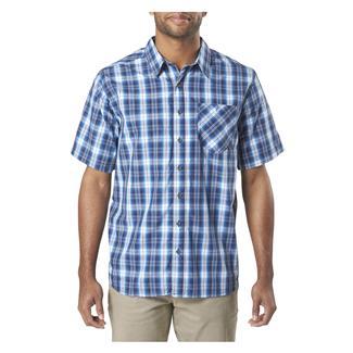 5.11 Breaker Short Sleeve Shirt Admiral