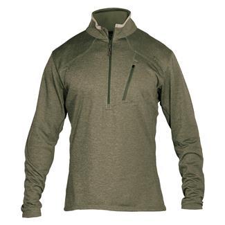 5.11 Long Sleeve RECON Half Zip Shirt Tundra