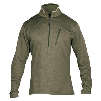 5.11 RECON Half Zip Long Sleeve Shirt Tundra
