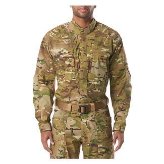 5.11 XPRT Tactical Long Sleeve Shirt MultiCam