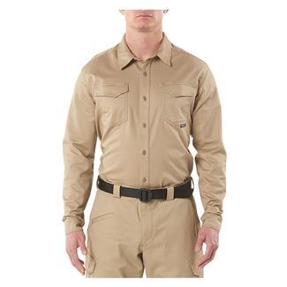 5.11 Utility Stretch FR Shirt Khaki