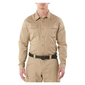 5.11 Utility Stretch FR Shirt Khaki