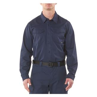 5.11 Utility Stretch FR Shirt Dark Navy