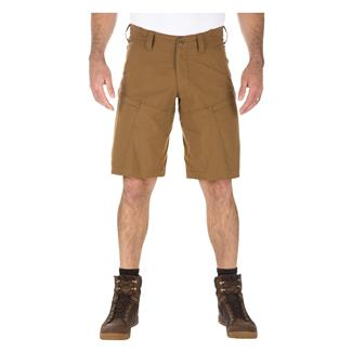 5.11 Apex Shorts Battle Brown