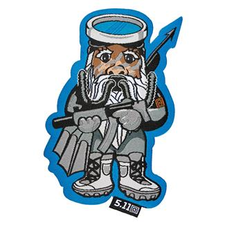 5.11 Navy Seal Gnome Patch Multi