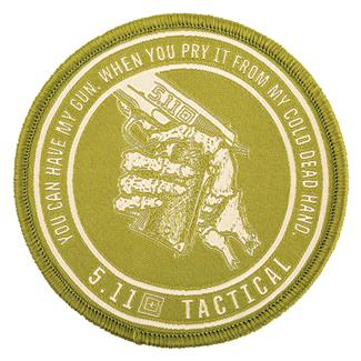 5.11 Cold Dead Hands 45 Patch Coyote