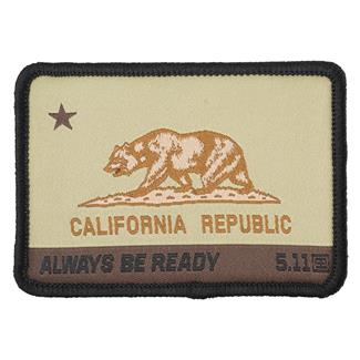5.11 CA State Bear Patch Coyote