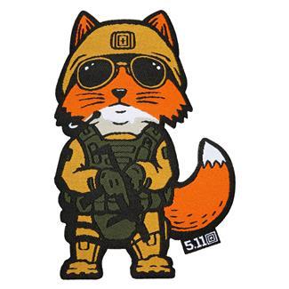 5.11 Tactical Fox Marine Recon Patch Multi