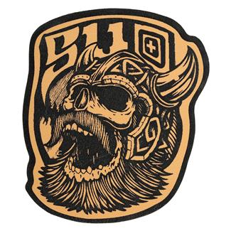 5.11 Viking Patch Brown Leather