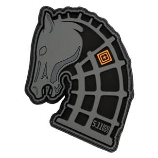 5.11 Pony Mag Patch Double Tap