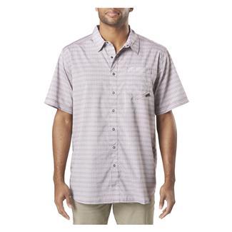 5.11 Intrepid Short Sleeve Shirt Napa