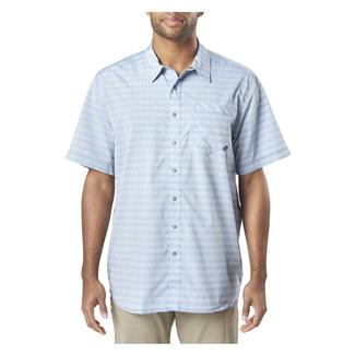 5.11 Intrepid Short Sleeve Shirt Admiral