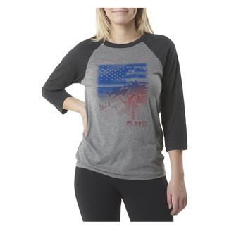 5.11 Women's Tropic Thunder T-Shirt Black