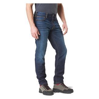 5.11 Slim Defender-Flex Jeans Dark Wash Indigo