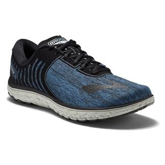 Brooks PureFlow 6 Heather / Black / Denim Blue