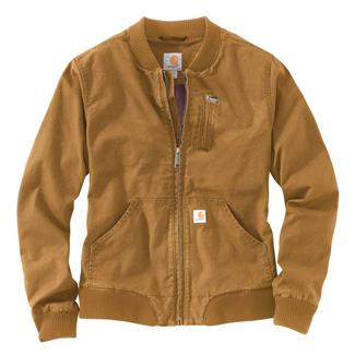 Carhartt Crawford Bomber Jacket Carhartt Brown