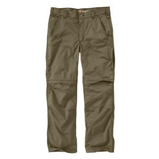 Carhartt Force Extremes Convertible Pants Burnt Olive