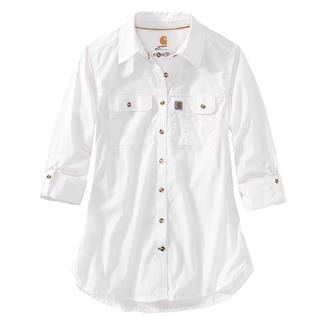 Carhartt Force Ridgefield Shirt White