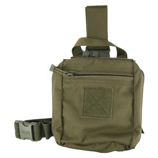 Blackhawk Omega Elite Modular Drop Leg Medical Pouch Olive Drab