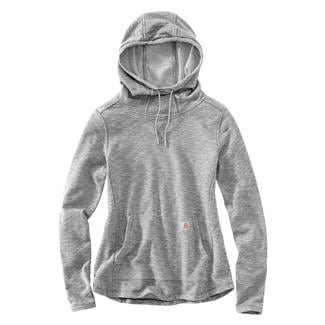 Carhartt Newberry Cowl Hoodie Heather Gray