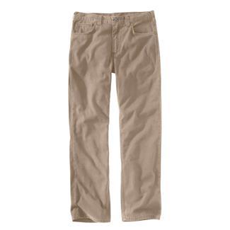 Carhartt Rugged Flex Rigby 5-Pocket Work Pants Tan