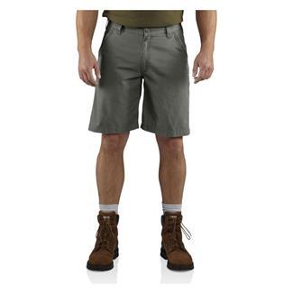 Carhartt Tacoma Ripstop Shorts Asphalt