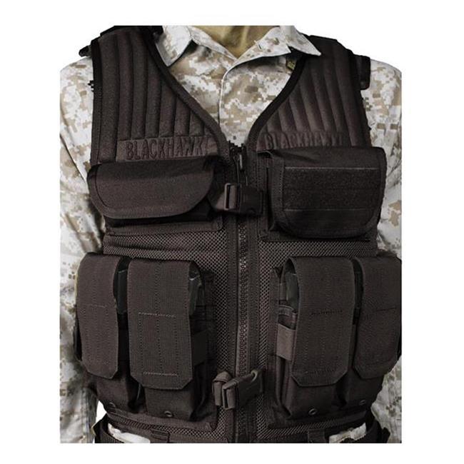 Blackhawk Omega Elite Tactical Vest Black