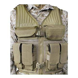 Blackhawk Omega Elite Tactical Vest Coyote Tan
