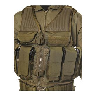 Blackhawk Omega Elite Tactical Vest Olive Drab