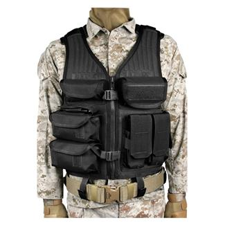 Blackhawk Omega Elite Tactical Vest EOD Black