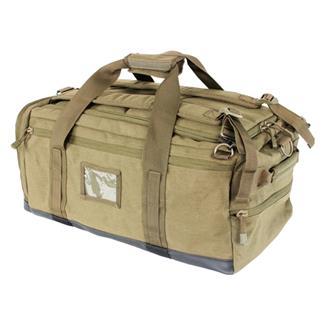 Condor Centurion Duffel Bag Tan
