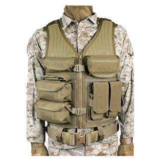 Blackhawk Omega Elite Tactical Vest EOD Coyote Tan