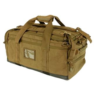 Condor Centurion Duffel Bag Coyote Brown