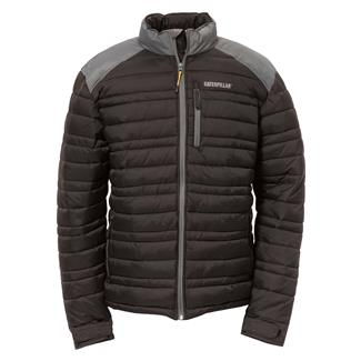 CAT Defender Insulated Jacket Black