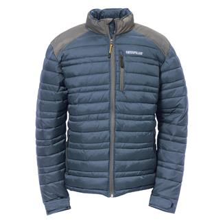 CAT Defender Insulated Jacket Navy