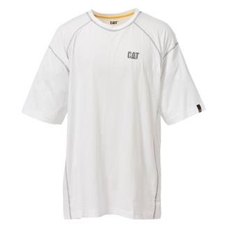 CAT Performance T-Shirt White