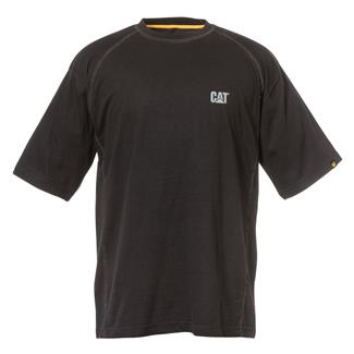 CAT Performance T-Shirt Black