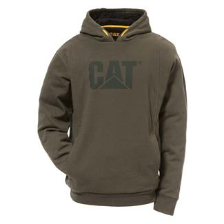CAT Performance Hoodie Army Moss