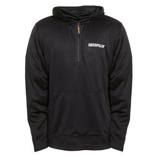 CAT Guardian 1/4 Zip Hoodie Black