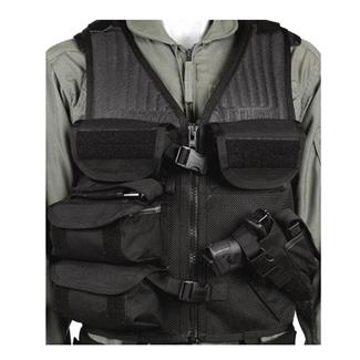 Blackhawk Omega Elite Vest Cross Draw EOD Black