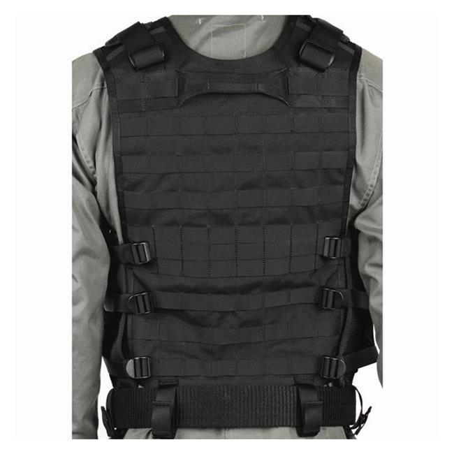 Blackhawk Omega Elite Vest Cross Draw EOD Black