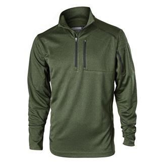 Blackhawk Convoy 1/4 Zip Shirt Moss