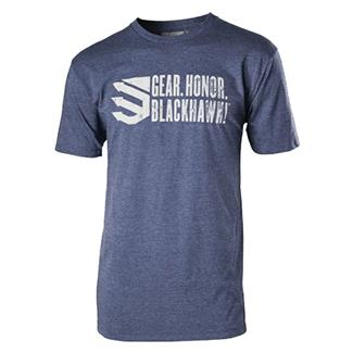 Blackhawk Gear. Honor. T-Shirt Navy