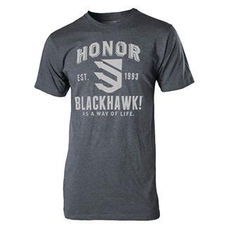 Blackhawk Honor T-Shirt Black