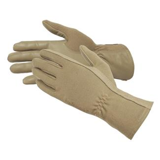 Blackhawk Aviator Flight Ops Gloves with Nomex Tan