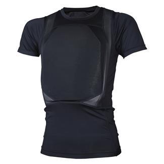 TRU-SPEC 24-7 Series Concealed Armor T-Shirt Black