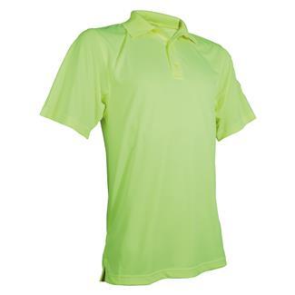 TRU-SPEC 24-7 Series Short Sleeve Performance Polo Hi-Viz Yellow